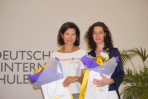 Rima Noah und Manuela Meitza