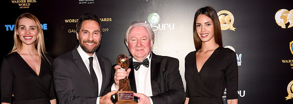 Zwei Travel Awards 2019 für Ras Al Khaimah