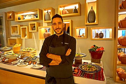 Chef Mohanad