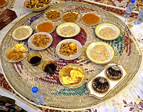 Local Iftar