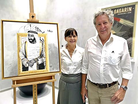 Maria und Rüdiger Hoffmann