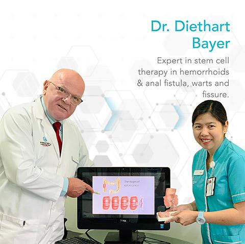Proktologe Dr. Bayer