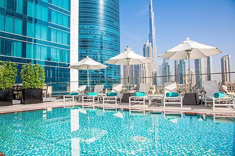Swim @ Tonic Pool Bar & Lounge