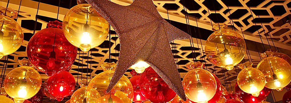 Stimmungsvoller Iftar @ Renaissance Downtown Hotel, Dubai