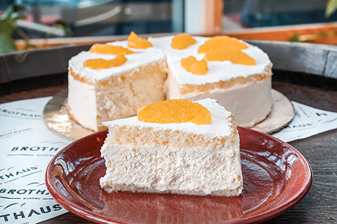 Brothaus Cheese Cake