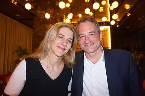 Felix mit Frau