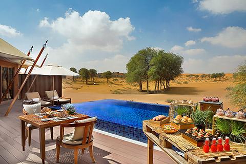 Villa im Ritz-Carlton