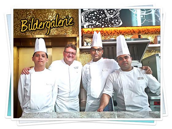 Bildergalerie - Das kulinarische Grand Plaza Mövenpick Dubai Media City – Teil 1