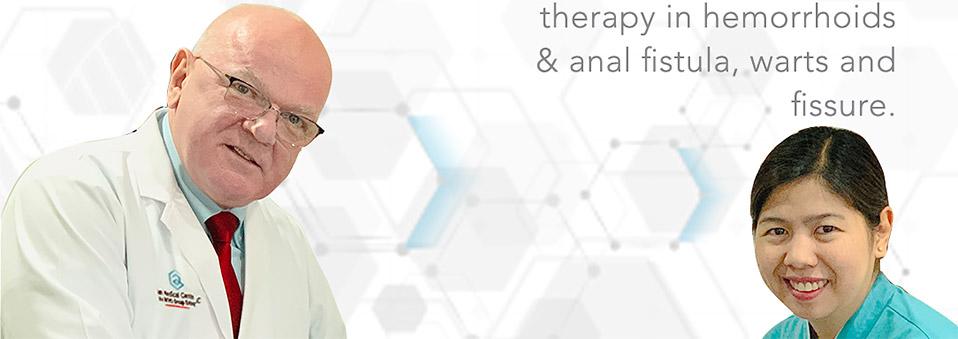 Anal-Fissuren und deren Behandlung
