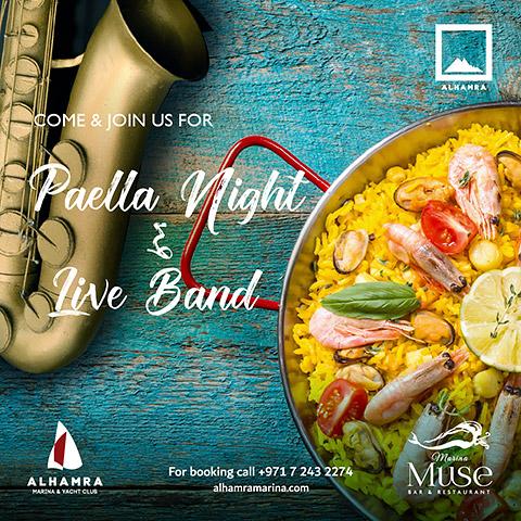Paella-Night