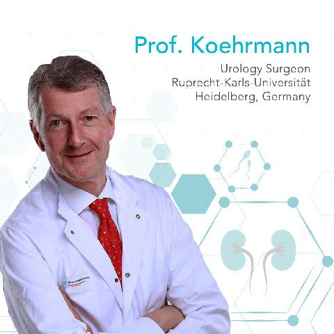 Prof. Kai Uwe Köhrmann @ GMC