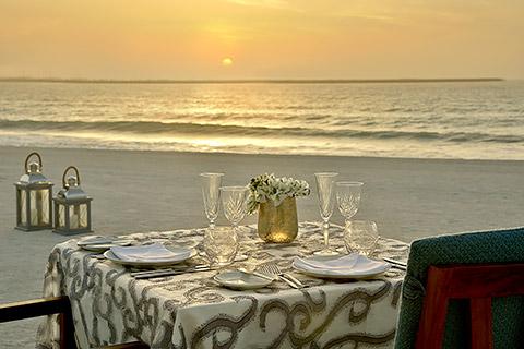 Ritz-Carlton Al Hamra Beach