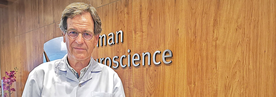 Dr. Manio Ritter von Maravic – ein Neurologe aus Passion