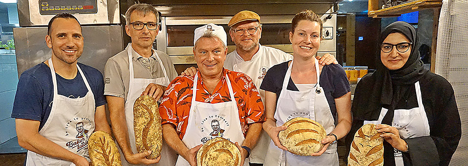 Gesundes Brot – selbst gebacken