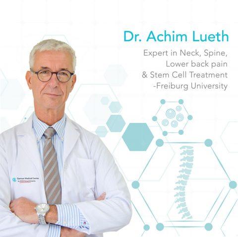 Dr. Achim Lüth im GMC