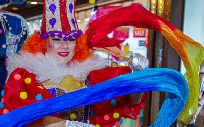 Summer Carnival in der Al Hamra und der Manar Mall