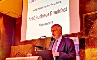 Erste AHK-Business – Veranstaltung nach der Sommerpause