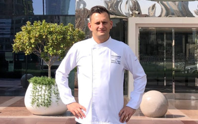 Neuer Executive Chef für das Steigenberger Hotel Business Bay