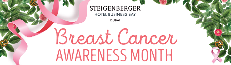 Breast Cancer Awareness Month @ Steigenberger