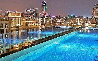 Blick hinter die Kulissen des IntercityHotel Dubai Jaddaf Waterfront