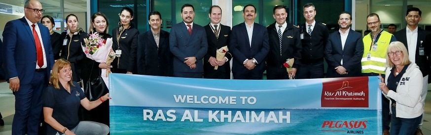 Ab sofort – Flüge von Istanbul nach Ras Al Khaimah