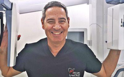 Spezifische Zahnradiologie bei Monroe