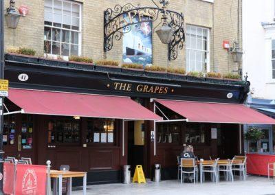 12 Southampton Pub
