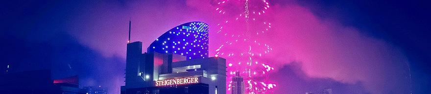 Silvester 2019 @ Steigenberger