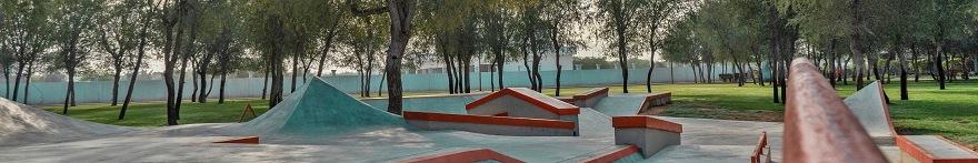 Eröffnung des Skate Parks in Ras Al Khaimah