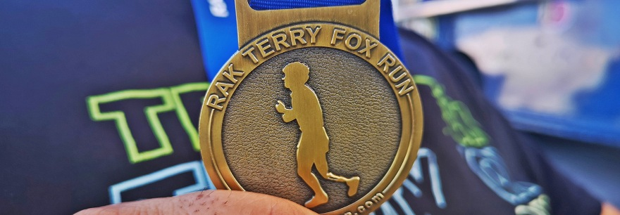 RAK Terry Fox Run 2020