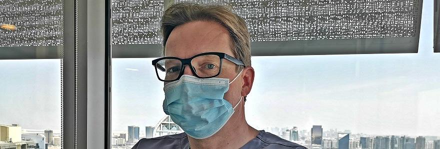 Zahnarzt und Corona Virus
