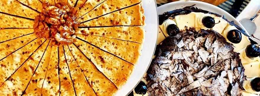Kuchen à la Mövenpick