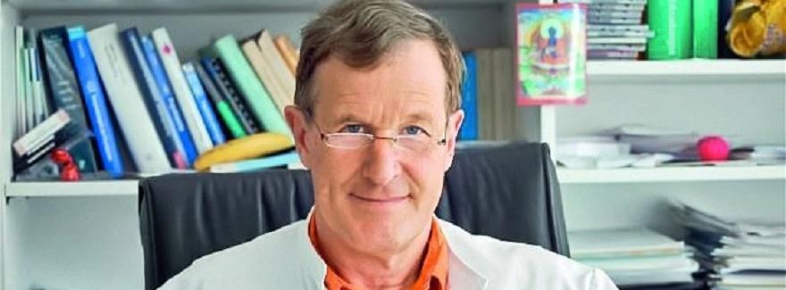 Heute vorgestellt – Professor Dr. Dieter Naber