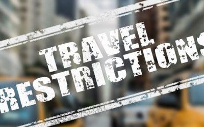 Anpassung der Einreisebeschränkungen für Drittstaaten