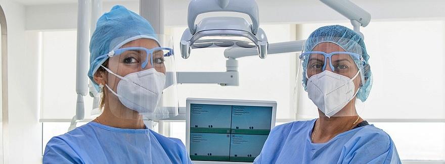 Frauen Power im Sky Clinic Dental Center