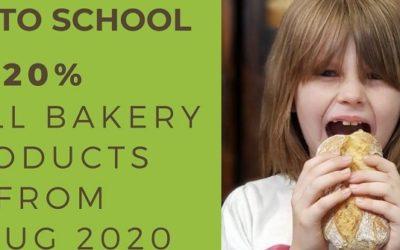 Back to School @ Baker's Kitchen
