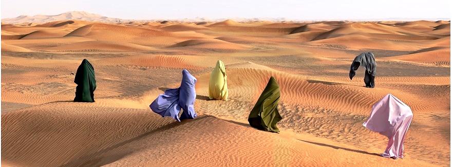 Kunstausstellungen in Sharjah