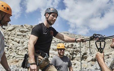 Bear Grylls Explorers Camp eröffnet in Ras Al Khaimah