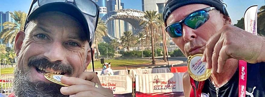 Die Marathon Men