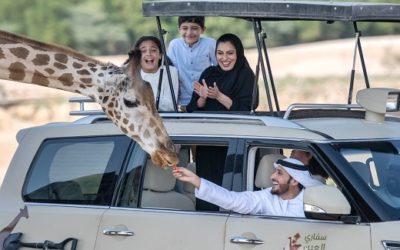 Neue Öffnungszeiten im Al Ain Zoo