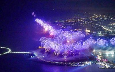 New Year's Eve in Ras Al Khaimah