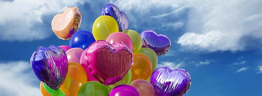 Geburtstagswoche! Feiern Sie mit!