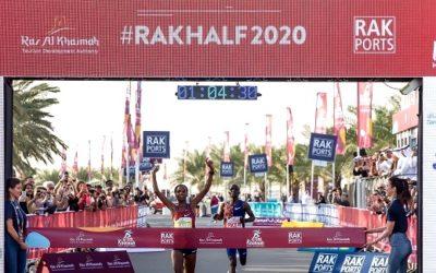 RAK Half Marathon 2021