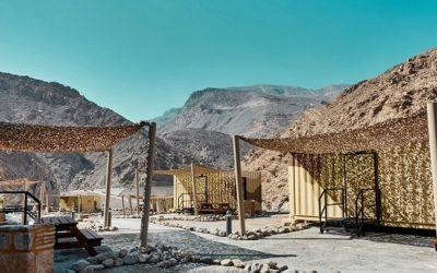 Weltweit erstes Bear Grylls Camp eröffnet