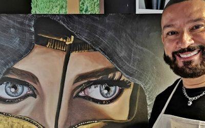 Artist-In-Residence – Leonardo Montoya