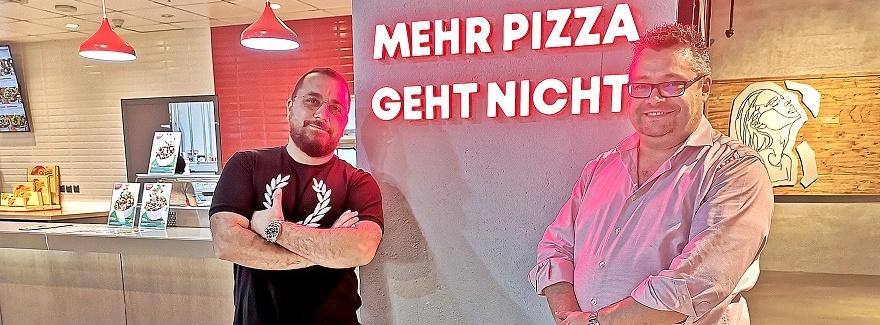 Mehr Pizza geht nicht