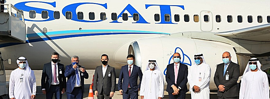 Flughafen Ras Al Khaimah erweitert seine Reichweite