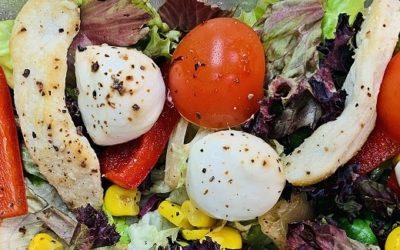 Salate – knackig und frisch