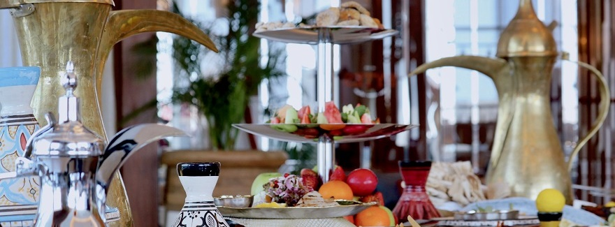 Der Heilige Monat im Grand Plaza Mövenpick Media City