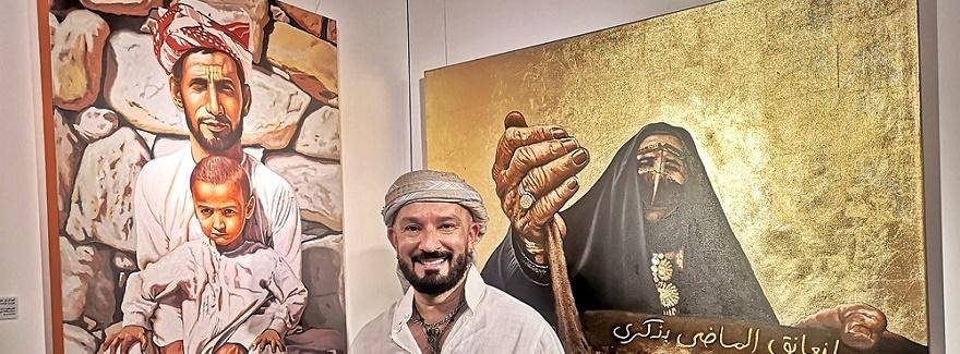 Abschiedsausstellung in RAK